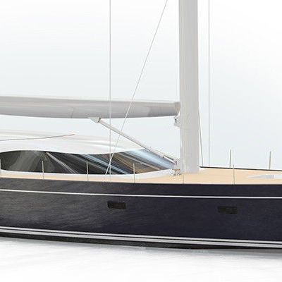 Oyster 115 Sailing Yacht