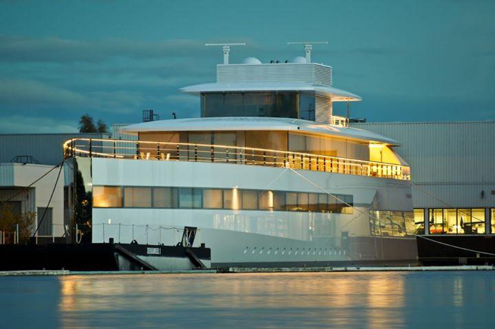 Venus Yacht Feadship