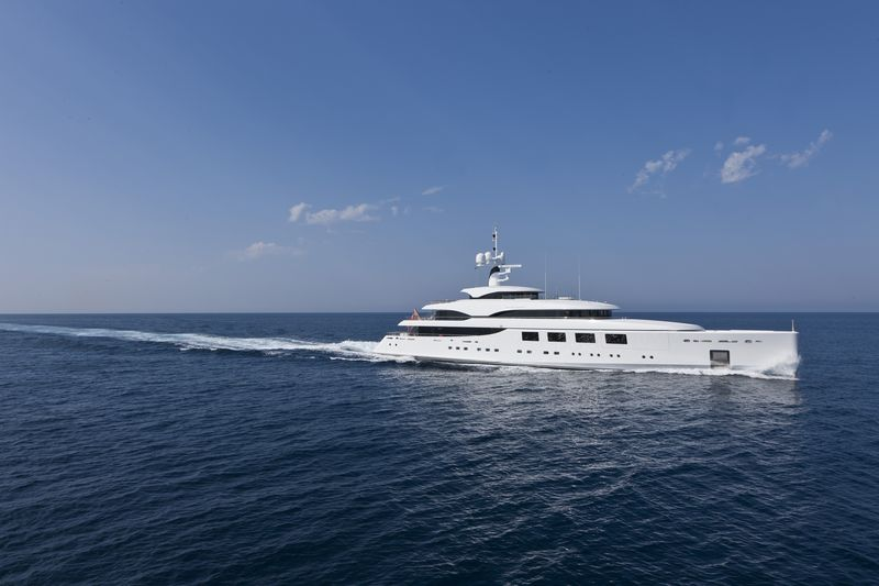 Italian Yachts Benetti Nataly