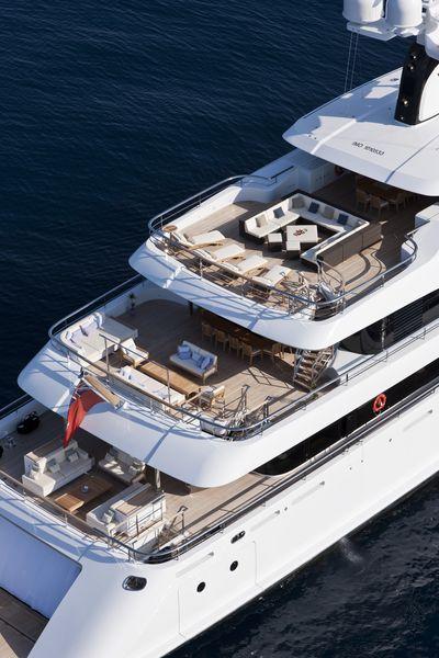 Nataly Yacht Benetti Yachts
