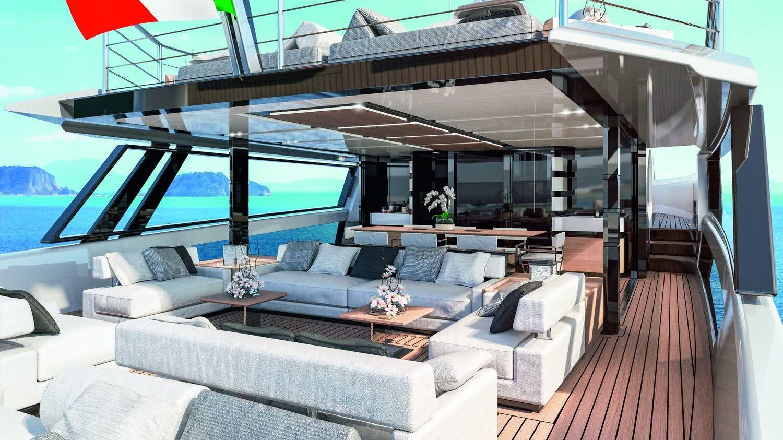 Arcadia Sherpa XL Motor Yacht