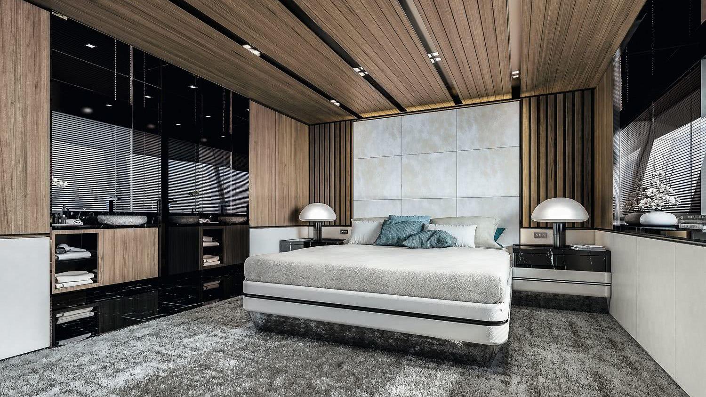 Arcadia Sherpa XL Motor Yacht Interior