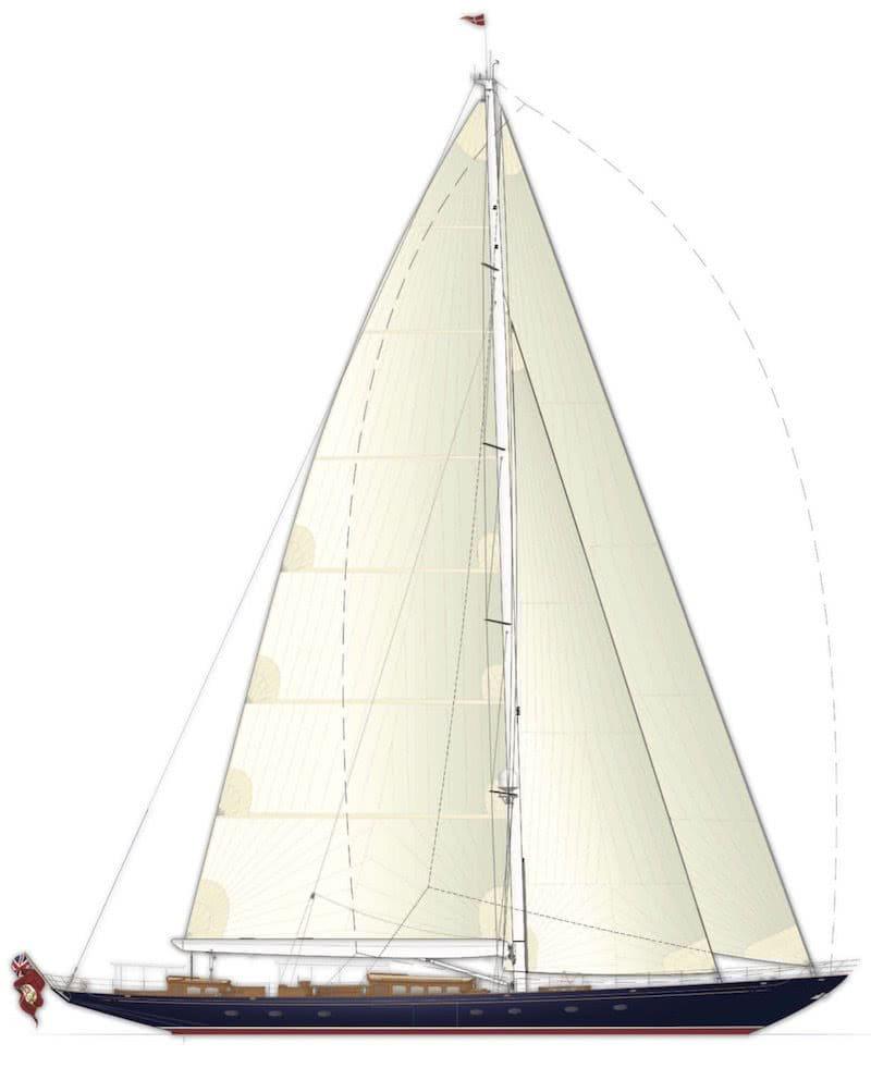 Wisp Yacht Royal Huisman