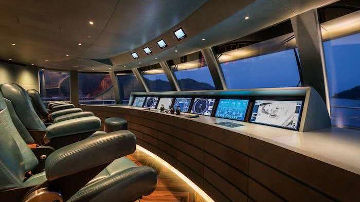 Savannah Yacht Feadship