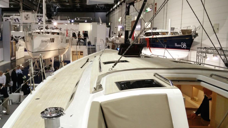 Euphoria 54 Sailing Yacht