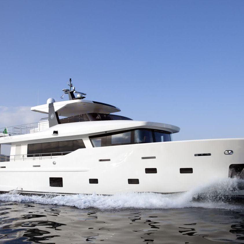 ROSEY Yacht Nauta Air 111