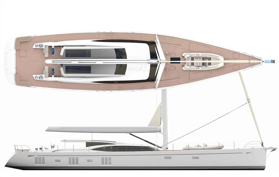 Oyster 118 Yacht
