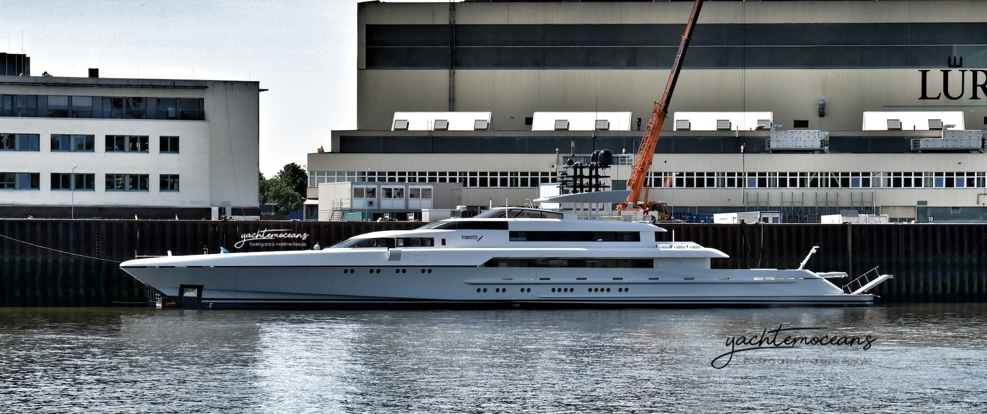 Dragonfly Yacht Silver Yachts