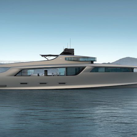 Taurus Esen Yacht