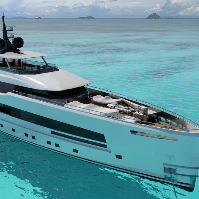 Yara 48 Yacht ISA Yachts