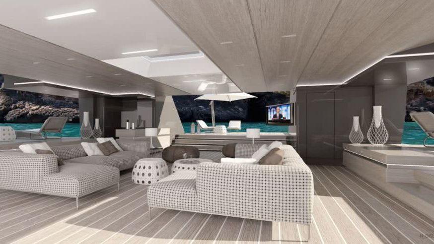 Dislopen Yacht Interior