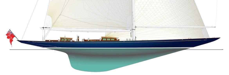 Topaz Yacht J-Class