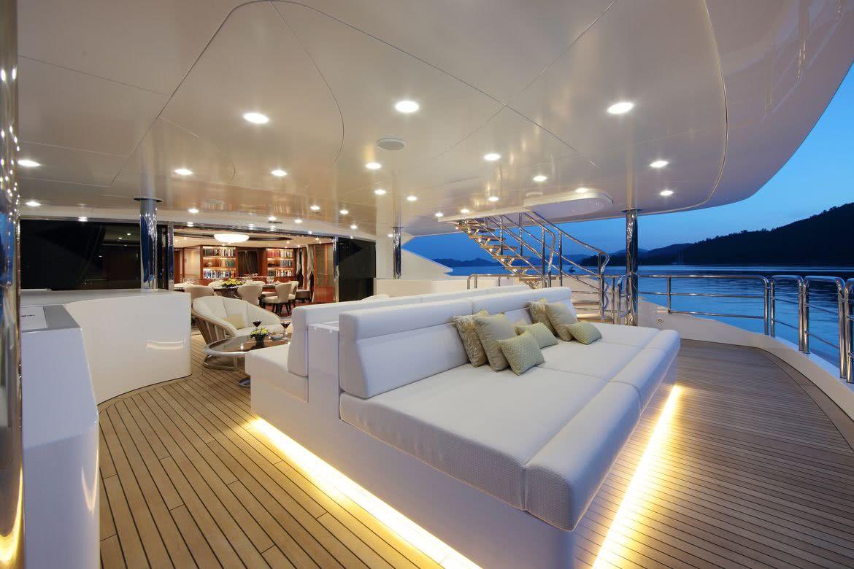 Vica Yacht Benetti Yachts
