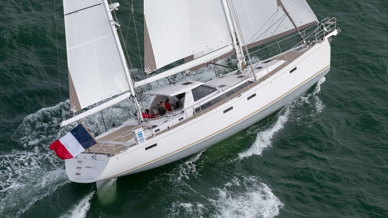 Amel 64 Luxury Sailing Yacht