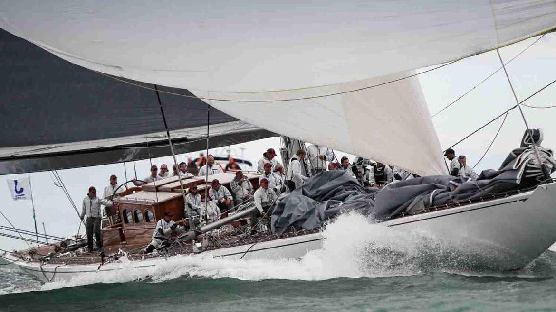 J-Class Yacht Regatta