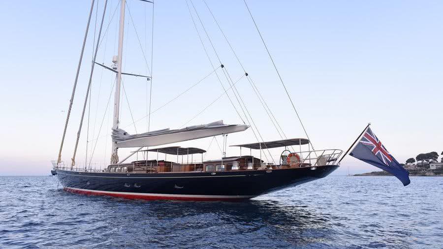 Atalante Yacht Claasen Shipyards Hoek Design