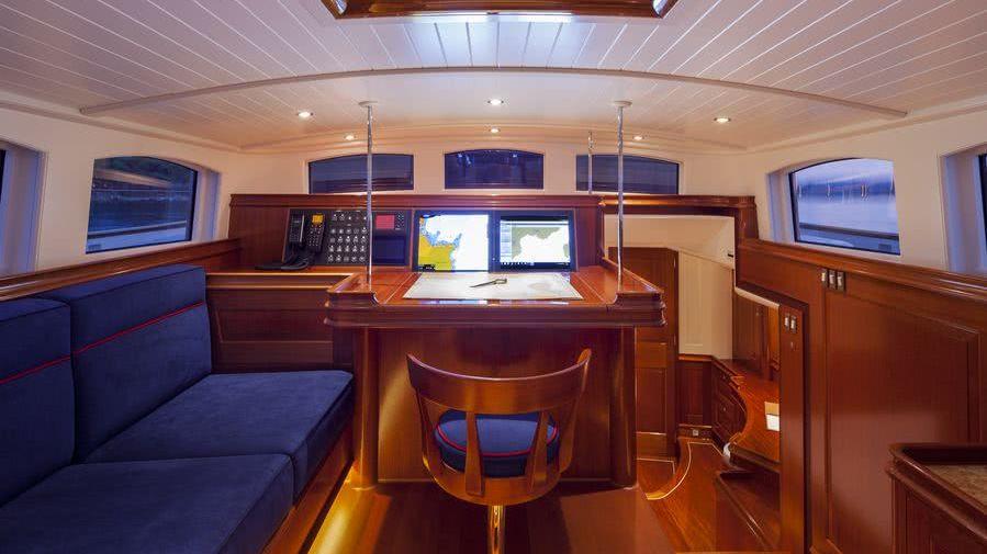 Atalante Yacht Interior Claasen Shipyards Hoek Design