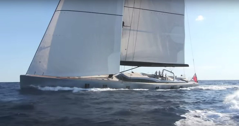 Sarissa Yacht Video