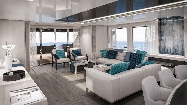 Nina Heesen Yachts Interior