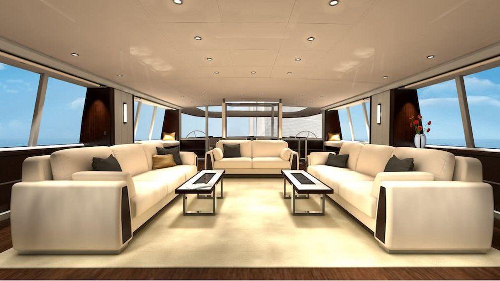 Dahm 120 Interior beiderbeck designs