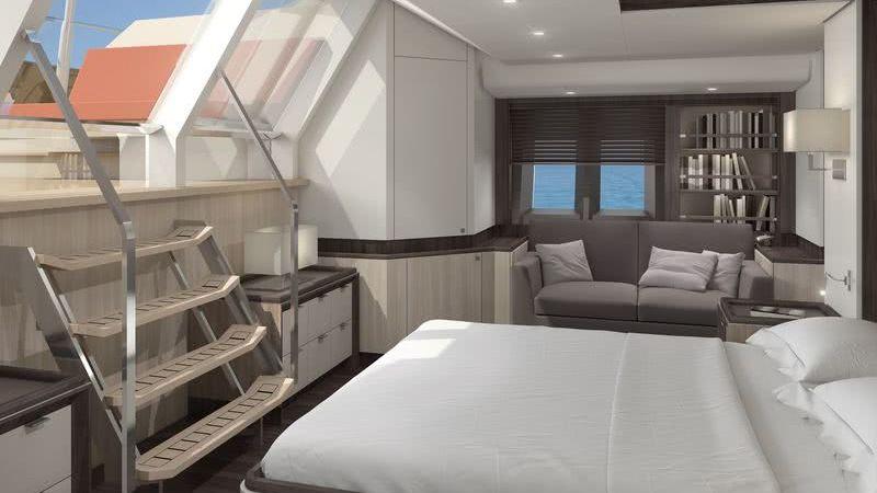 Jongert 3200P Owner Suite
