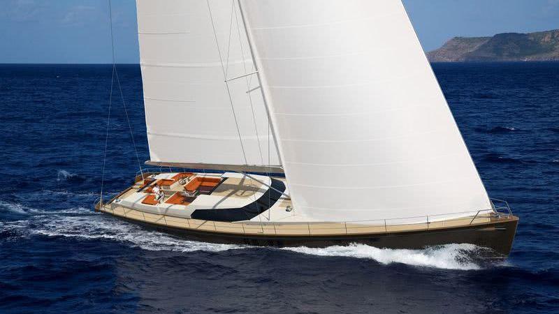 Jongert 3200P Sailing Yacht