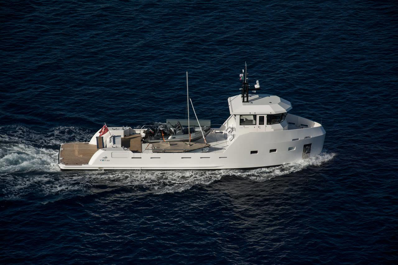 YXT 20 Yacht Support Vessel