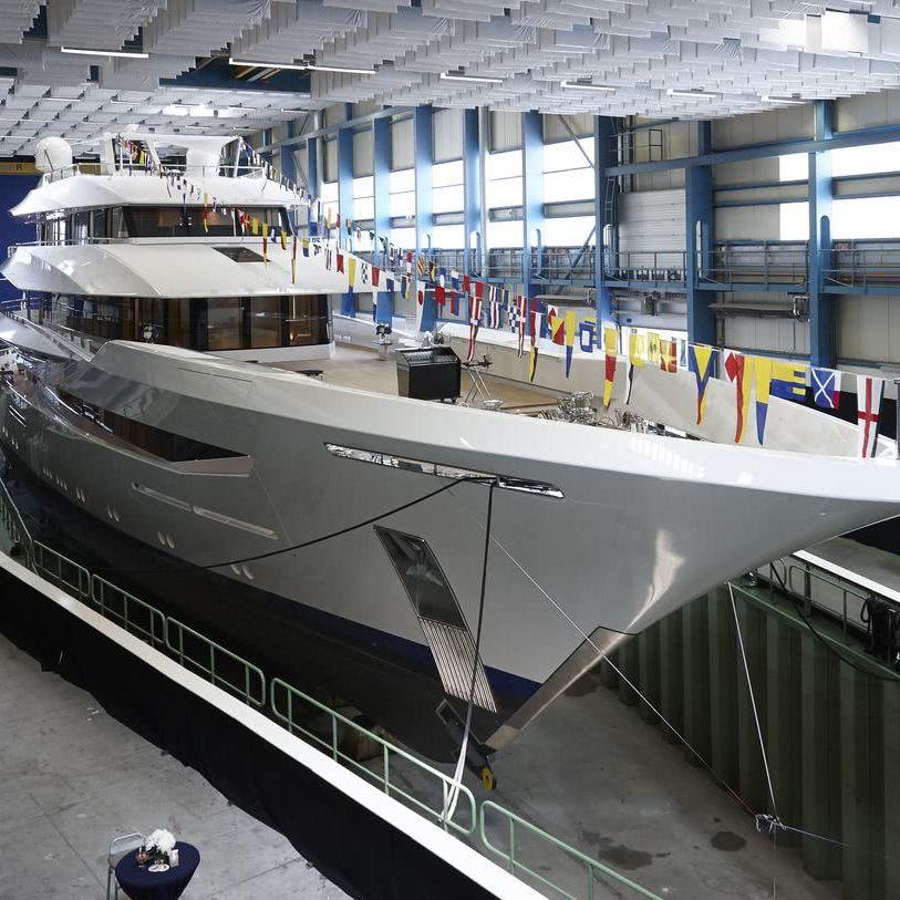 Joy Yacht Feadship