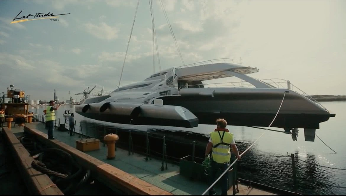 Galaxy of Happiness Yacht Video