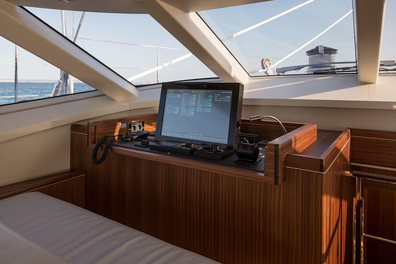 SEA EAGLE Yacht Interior Navigation