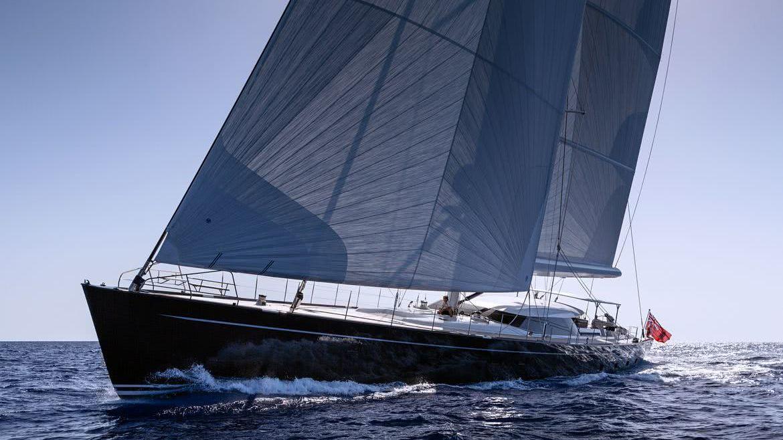 Sea Eagle Yacht Royal Huisman
