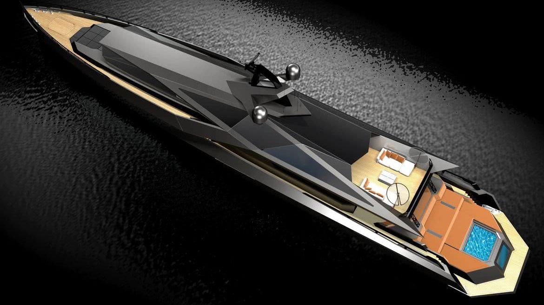Stella Red Yacht Design Mengi Yay Yachts