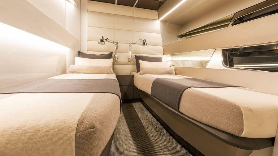 Arcadia Sherpa Yacht Interior