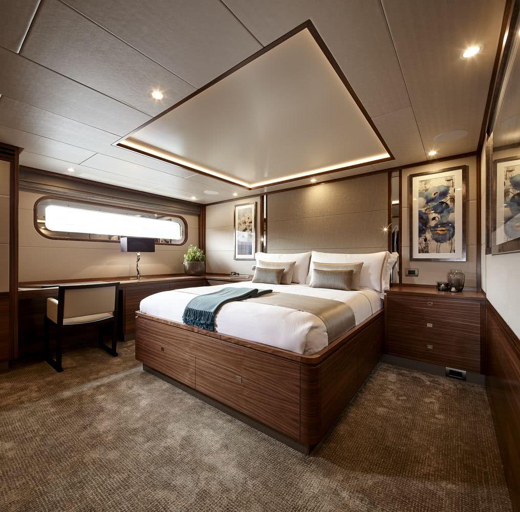 Bijoux Yacht Interior Moonen