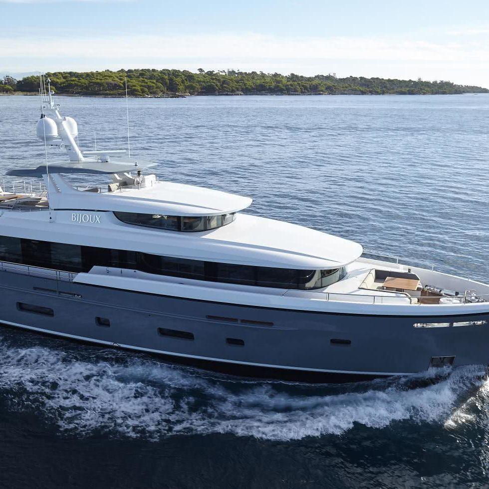 Bijoux Yacht Moonen Yachts René van der Velden
