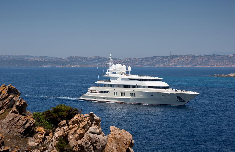 Coral Ocean Yacht Lürssen