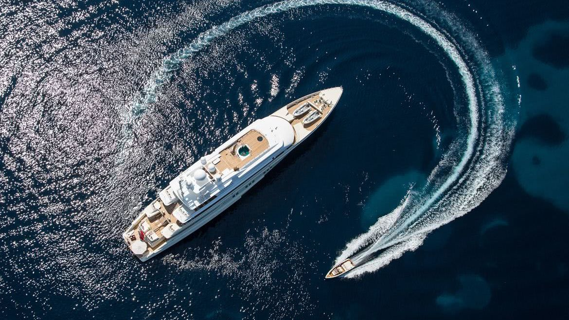 Coral Ocean Yacht for Charter