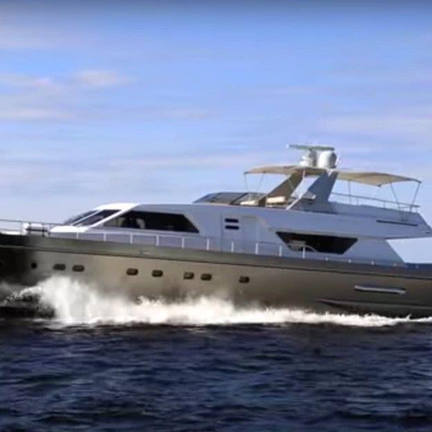 Sunny Day Yacht