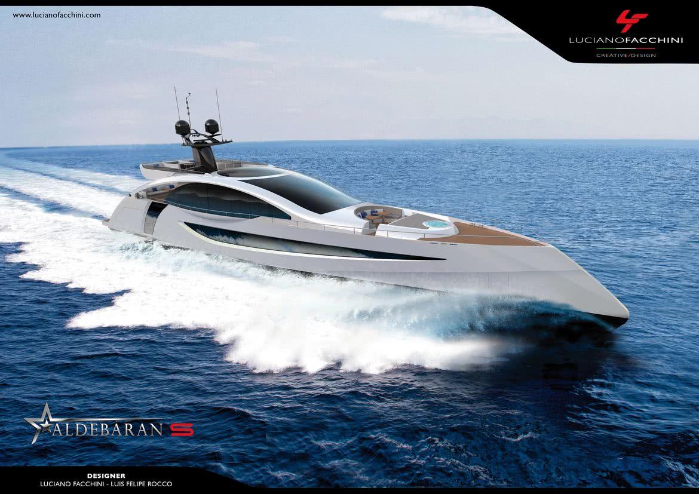 Aldebaran S Motor Yacht Luciano Facchini
