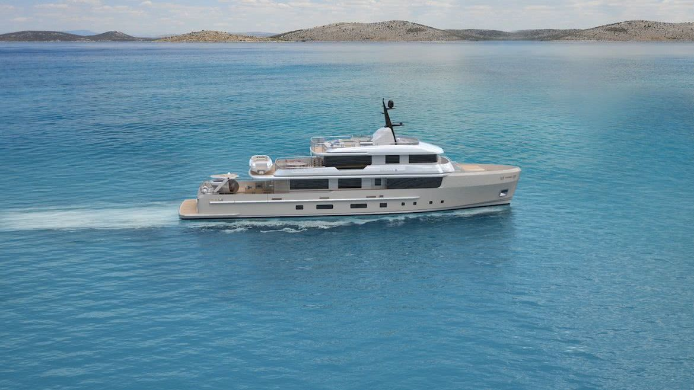 Arcana Explorer Yacht JFA Yachts