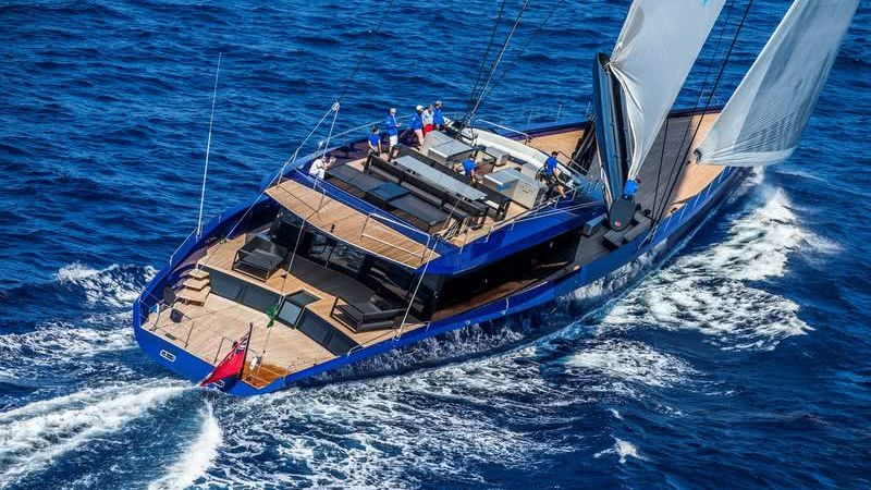 Better Place Yacht Wally Yachts