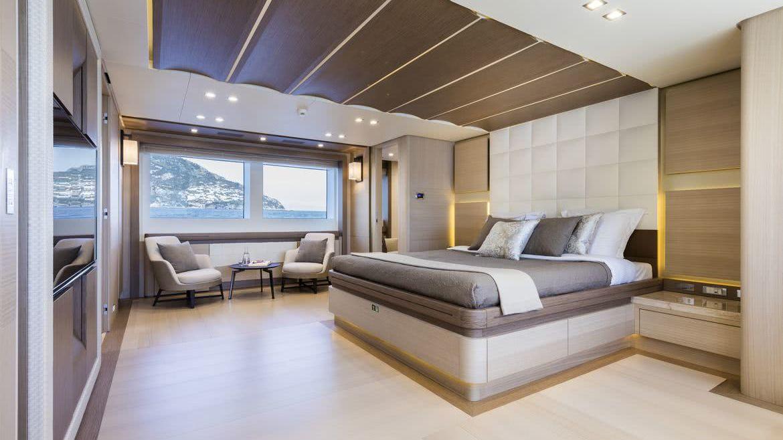 Divine Hybrid Yacht Interior Columbus Yachts