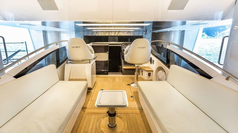 Wider 150 Bartali Hybrid Yacht Tender
