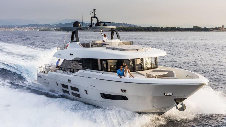 Oceanic 76 Bull Yacht