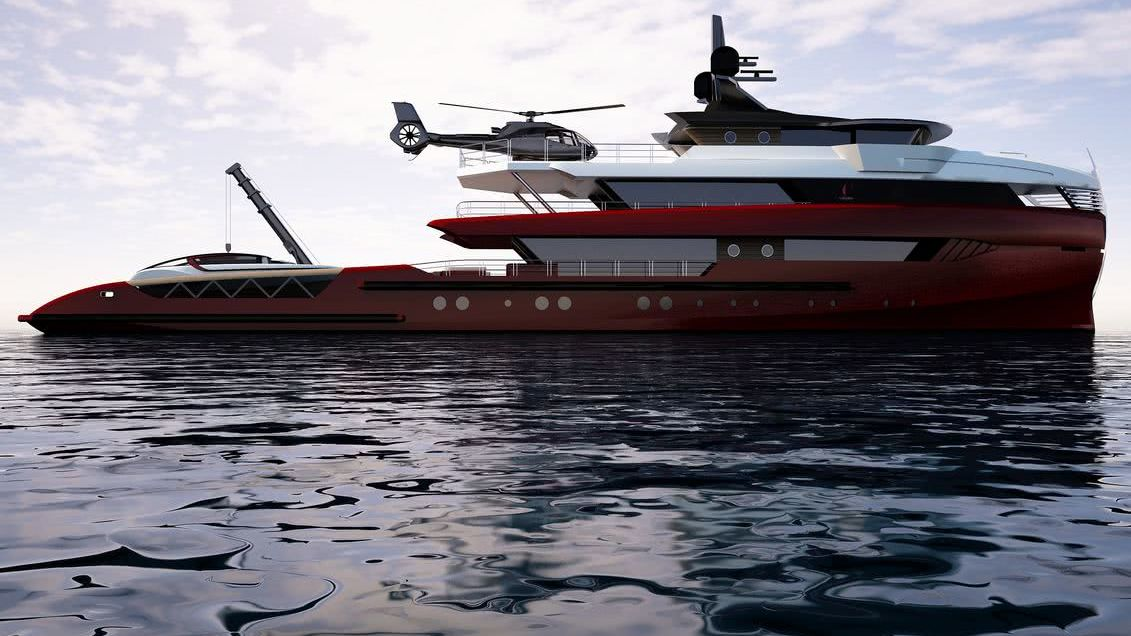 Tomahawk Explorer Yacht Columbus Yachts