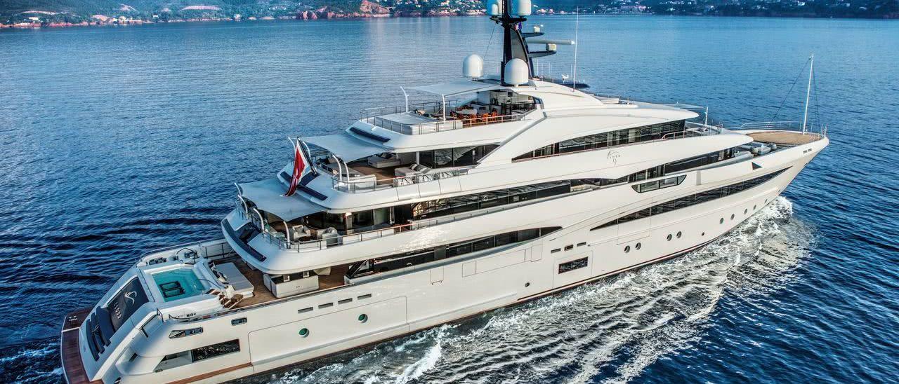 Odyssey Yacht CRN