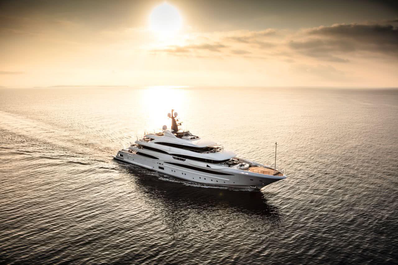 Odyssey Yacht CRN Yachts