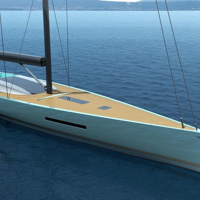 Egoist Sailing Yacht Philippe Briand