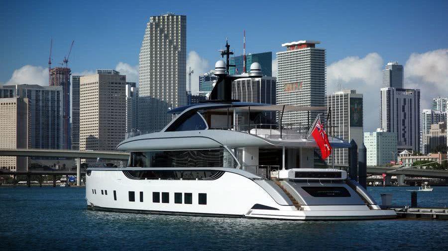 Jetsetter Yacht Dynamiq Yachts