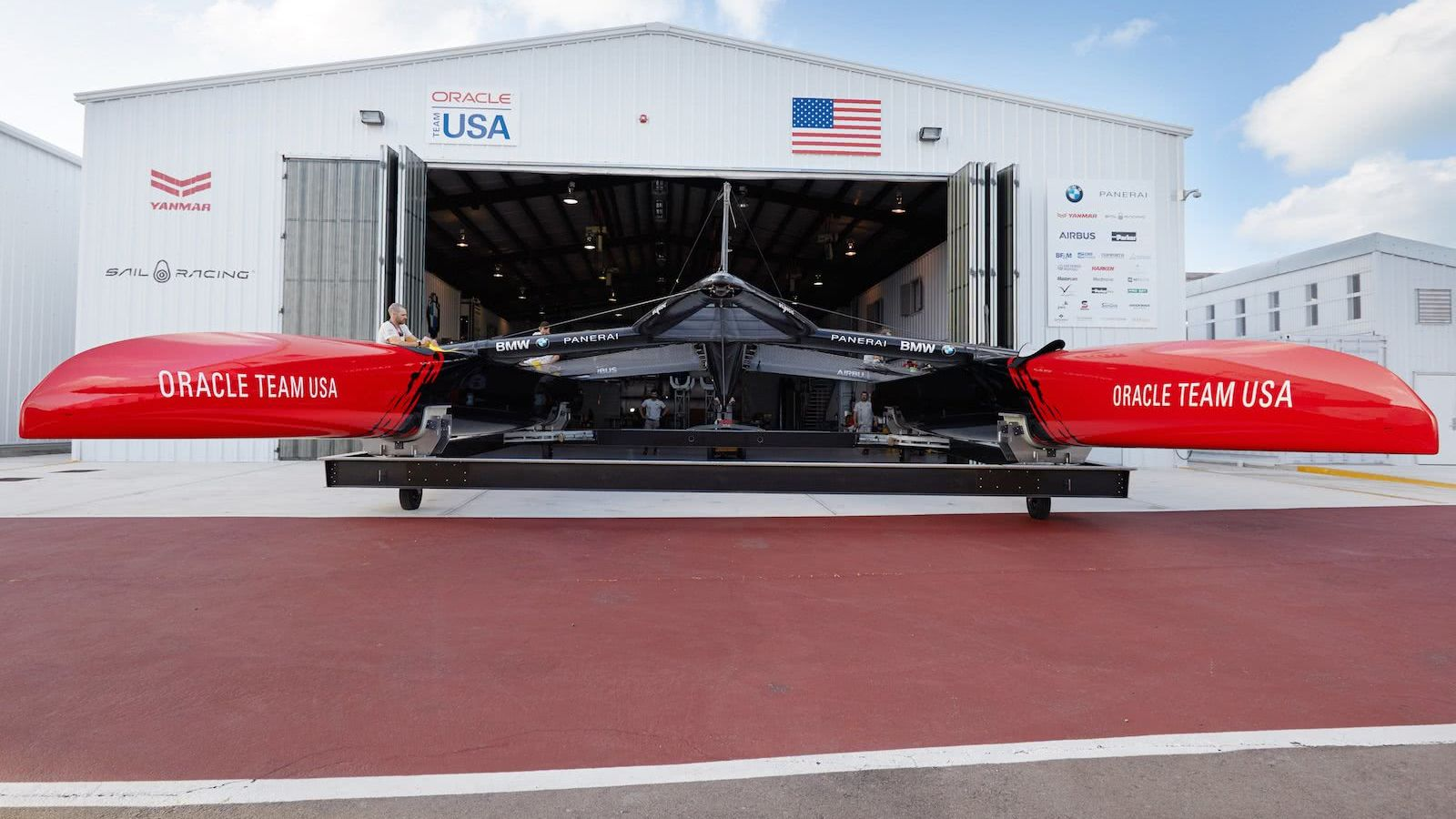 BMW Yachtsport America's Cup
